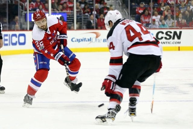 Kevin Shattenkirk could be the New Jersey Devils top free agent target