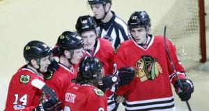 Looking like Chicago Blackhawks Marcus Kruger and/or Trevor van Riemsdyk could be on their way to Vegas