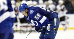 The Tampa Bay Lightning appear to have a deal in place with Vegas to protect at least Jake Dotchin