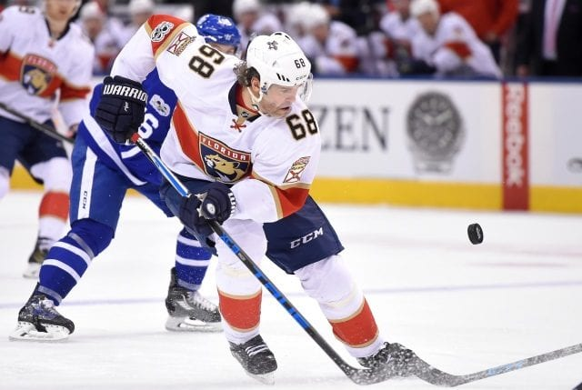 Jaromir Jagr makes our top 10 NHL free agents wingers list