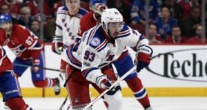 The New York Rangers sign Mika Zibanejad to a five-year deal