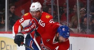 NHL free agents Jaromir Jagr and Andrei Markov
