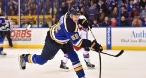 Colton Parayko could cost the St. Louis Blues $6-$7 million on a long-term deal