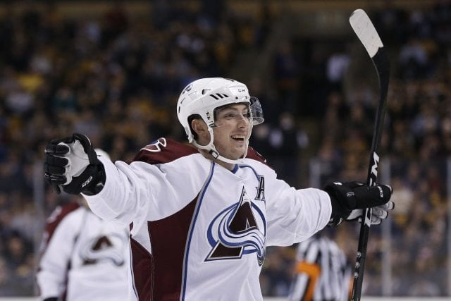 Matt Duchene trade notes involving the Nashville Predators, Columbus Blue Jackets and Boston Bruins