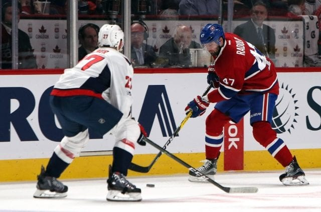 Karl Alzner was one of the worst NHL free agents signing