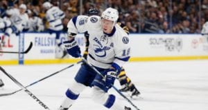 The Tampa Bay Lightning re-signed RFA forward Ondrej Palat