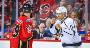 Jarome Iginla has spoken with multiple teams
