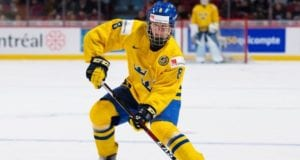 Rasmus Dahlin is one of the top 2018 NHL draft prospects