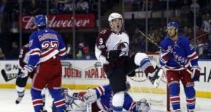Could the New York Rangers be interested in Matt Duchene