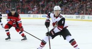 NHL Rookie watch: Arizona Coyotes Clayton Keller