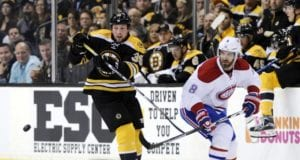 The Boston Bruins would have to sweeten the pot to get someone to take Matt Beleskey