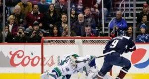 Are the Vancouver Canucks interested in Colorado Avalanche center Matt Duchene?