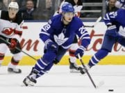 Toronto Maple Leafs forward William Nylander