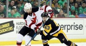 New Jersey Devils forward Travis Zajac could return this week