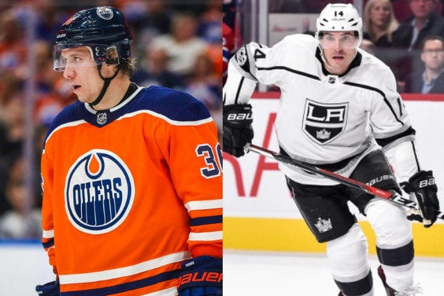 NHL trade: Oilers trade Jussi Jokinen to the LA Kings for Mike Cammalleri