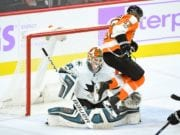 The Philadelphia Flyers could consider moving Wayne Simmonds before the trade deadline