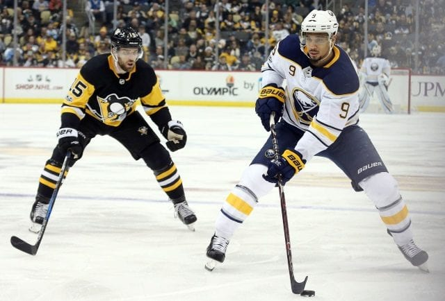 Could Evander Kane be a fit with the Pittsburgh Penguins