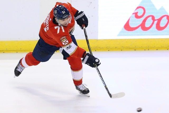 It could be Radim Vrbata final season in the NHL