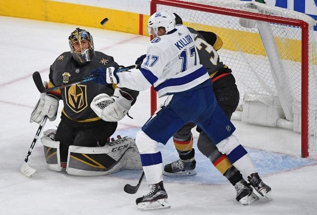NHL power rankings: Tampa Bay Lightning and the Vegas Golden Knights