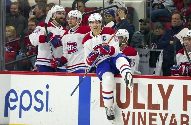 The Montreal Canadiens are actively shopping Max Pacioretty.