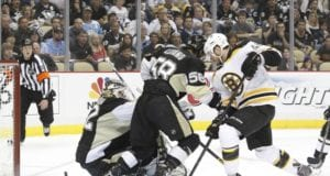 Penguins Kris Letang out with lower-body injury
