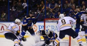 The St. Louis Blues could be one of the teams interested in Evander Kane