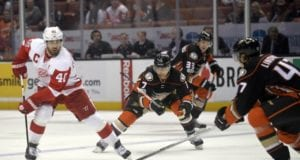 Anaheim Ducks defenseman Hampus Lindholm could miss their next game