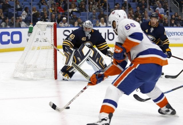 Could the New York Islanders be interested in Robin Lehner?
