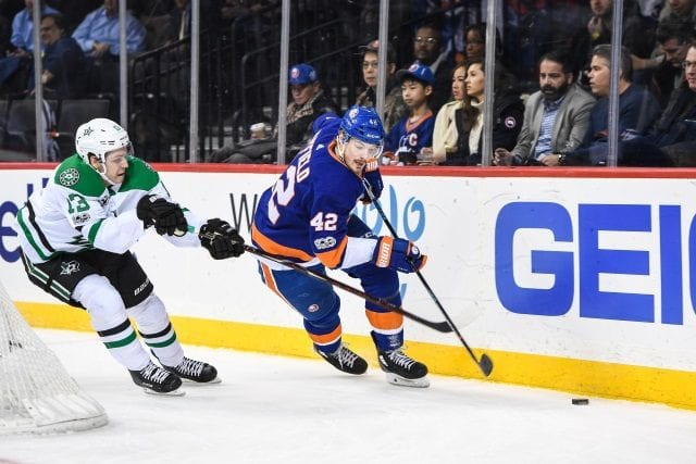 The New York Islanders sign Scott Mayfield to a five-year extension.