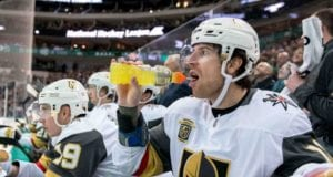 There have been no contract talks between the Golden Knights and James Neal just yet.