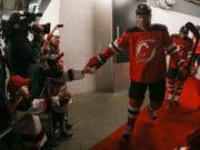 Does New Jersey Devils forward Taylor Hall deserve some Hart Trophy consideration half way through the season?