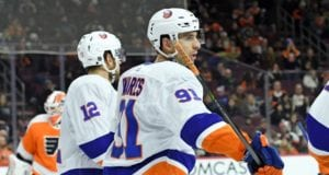 The Islanders could be getting nervous about John Tavares.