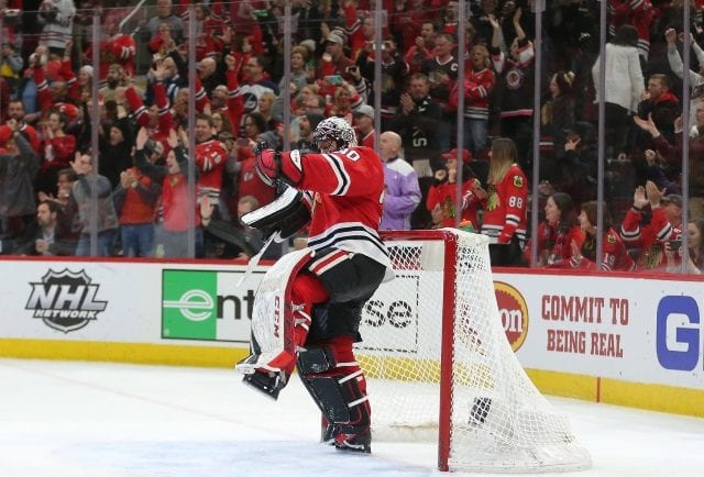 The Chicago Blackhawks are once again leading in NHL attendance through 20 games
