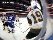 NHL power rankings: Vegas Golden Knights and Tampa Bay Lightning