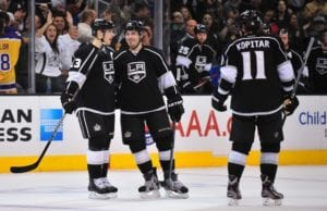 The LA Kings activate Jake Muzzin. Dustin Brown could be looking at a suspension.