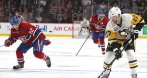 Montreal Canadiens and Pittsburgh Penguins