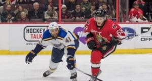 NHL trade deadline buyers: The St. Louis Blues have been linked to Mike Hoffman