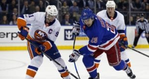 Could the New York Rangers be interested in John Tavares if he hits the open market?