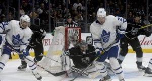 Are the Maple Leafs showcasing Kasperi Kapanen or giving him a shot?