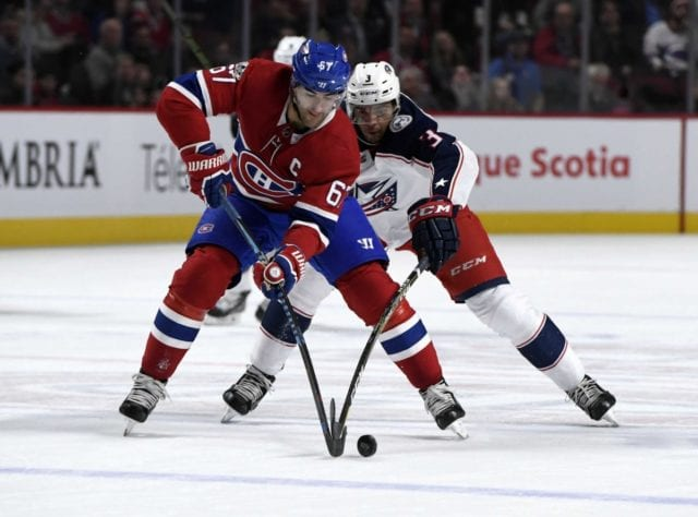 Has Max Pacioretty played his last home game in Montreal?