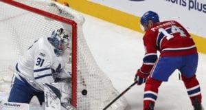 Montreal Canadiens trade Tomas Plekanec to the Toronto Maple Leafs
