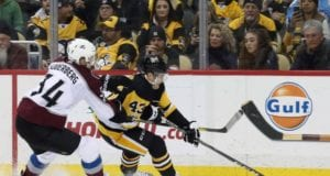 The Pittsburgh Penguins could have some interest in Carl Soderberg.
