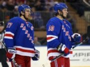 The New York Rangers trade Ryan McDonagh and J.T. Miller to the Tampa Bay Lightning