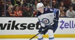 Winnipeg Jets Jacob Trouba back on the ice