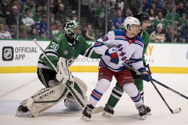 New York Rangers Michael Grabner might be the perfect fit for the Dallas Stars.