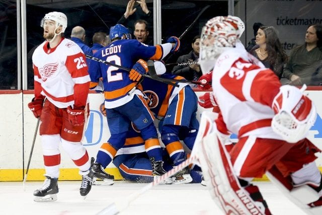 Mike Green and Petr Mrazek could be on the move leading up to the NHL trade deadline
