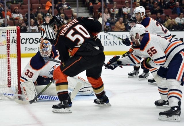 Teams are calling the Ducks about Antoine Vermette. Mark Letestu or Patrick Maroon could interest the Jets.