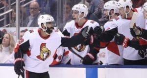 It won't be a tear down for the Ottawa Senators