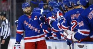 New York Rangers trade Rick Nash to the Boston Bruins