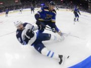 St. Louis Blues have traded Paul Stastny to the Winnipeg Jets